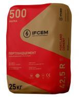 Цемент IFCEM ПЦ I 500 25кг