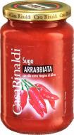 Томатний соус Casa Rinaldi Арраб'ята пікантний 350 г (8006165399692)