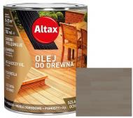 Масло для древесины Altax антрацит полумат 0,75 л