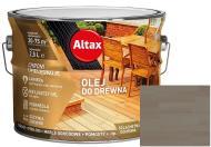 Масло для древесины Altax антрацит полумат 2,5 л