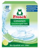 Таблетки для ПММ Frosch Лимон 50 шт.