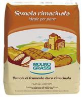 Борошно Molino Grassi з твердих сортів пшениці для хліба 1000 г