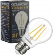 Лампа світлодіодна Светкомплект FIL VII A60 8 Вт E27 4500 К 220 В прозора