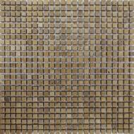 Плитка Vivacer Мозаїка № 37 Gold Travertine 30,5х30,5