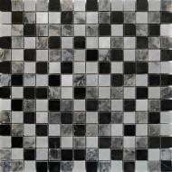 Плитка Vivacer Мозаїка № 47 Black Magic Blend 30,5х30,5