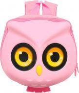 Рюкзак детский Supercute Сова розовый SF040-b