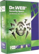Антивірус Dr.Web Security Space 6 міс 1 пристрій (KHW-B-6M-1-A3)