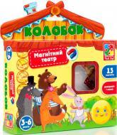 Игра магнитная Vladi Toys Магнитный театр. Колобок VT3206-26