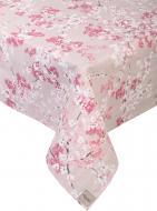 Скатертина Сакура квітка 136x220 см рожевий La Nuit
