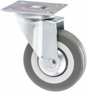 Колесо поворотне з площадкою d75 мм Longway 3053-75(60х60)