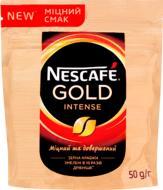 Кава розчинна Nescafe Интенс м'яка упаковка 50 г