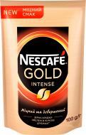 Кава розчинна Nescafe голд Интенс м'яка упаковка