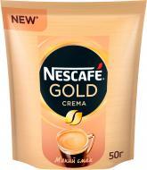 Кава розчинна Nescafe голд крема м'яка упаковка