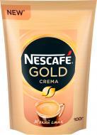 Кава розчинна Nescafe голд крема мягкая упаковка