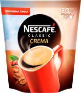 Кава розчинна Nescafe Classic Crema м'яка упаковка 50 г