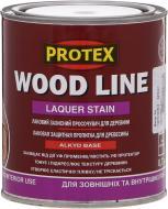 Лак-антисептик Protex WOOD LINE CLASSIC Laquer Stain глянец дуб светлый 0,7 л