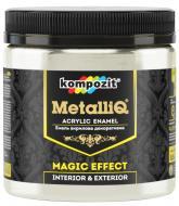 Емаль акрилова MetalliQ Kompozit перлина 0,43 л