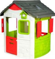 Ігровий набір Smoby Будиночок лісничого Нео зі ставнями 810500