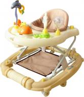 Ходунки Babyhit Emotion Zoo Beige 11485