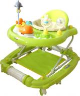 Ходунки Babyhit Emotion Zoo Green 11477