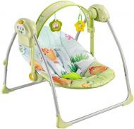 Шезлонг Babyhit Deep Sleep Green 11488