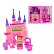 Ігровий набір будиночок з лялькою та аксесуарами 666-751X-1