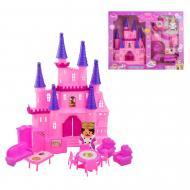 Ігровий набір будиночок з лялькою та аксесуарами 666-752G