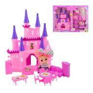 Ігровий набір будиночок з лялькою та аксесуарами 666-752X