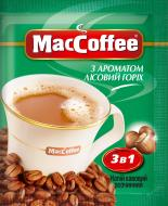 Кофейный напиток MacCoffee 3 в 1 Лесной орех 18 г 170411
