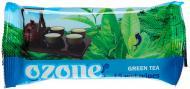 Дитячі вологі серветки Ozone з ароматом зеленого чаю 15 шт.