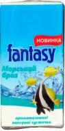 Серветки паперові Fantasy тришарові з ароматом морського бризу 10 шт.