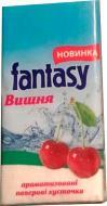 Серветки паперові Fantasy тришарові з ароматом вишні 10 шт.