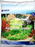 Ґрунт для акваріума Resun Пісок кварцовий натуральний XF 20401А 5 кг