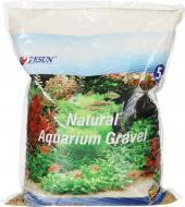 Ґрунт для акваріума Risan світлий кварцовий 3-4 мм 5 кг