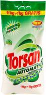 Пральний порошок для машинного та ручного прання Torsan Green Power 12 кг