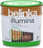 Лазурь Belinka для осветления древесины illumina мат 0,75 л