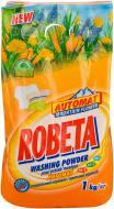 Пральний порошок для машинного та ручного прання Robeta Mountain flower 1 кг