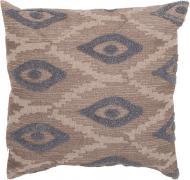 Подушка декоративна Алюр 1 45x45 см коричневий La Nuit