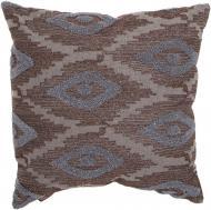 Подушка декоративна Алюр 2 45x45 см коричневий La Nuit