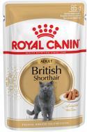 Корм Royal Canin British Shorthair Adult 85 г