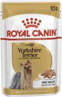 Корм Royal Canin для собак YORKSHIRE TERRIER ADULT (Йоркшир Тер'єр Едалт), пауч, 85 г
