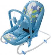 Шезлонг Lorelli Top Relax blue sky adventure 15651