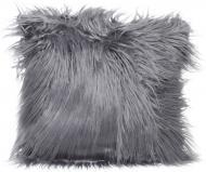 Подушка декоративна Lama 45x45 см сірий La Nuit