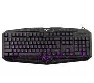 Клавиатура Frime Magma Black USB RUS/UKR (FLK19500)