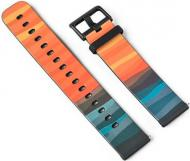 Ремінець для фітнес-браслета Xiaomi Amazfit bip Rainbow and black Amazfit 469053