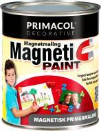 Фарба магнітна PRIMACOL DECORATIVE чорний 0.75 л