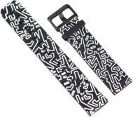 Ремінець для фітнес-браслета Xiaomi Amazfit bip Tatoo black Amazfit 469051