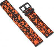 Ремешок для фитнес-браслета Amazfit bip Tatoo orange 469050