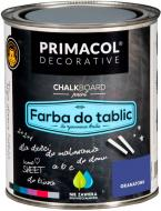 Фарба грифельна PRIMACOL DECORATIVE грифельна синій 0,75 л 0,9кг