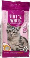 Наповнювач для котячого туалету Cat's White Lavender 5 кг
